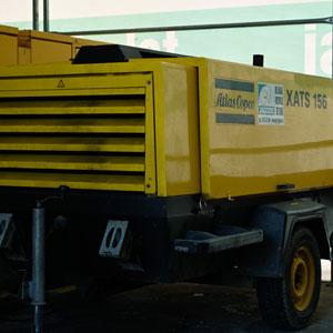 Atlas copco XAS 156