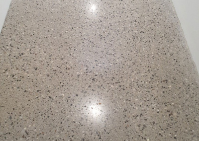 glajenje betona