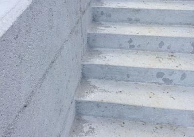 brušenja betona